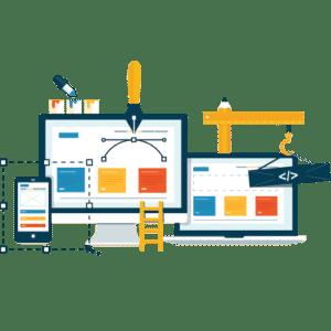 création site web et design web